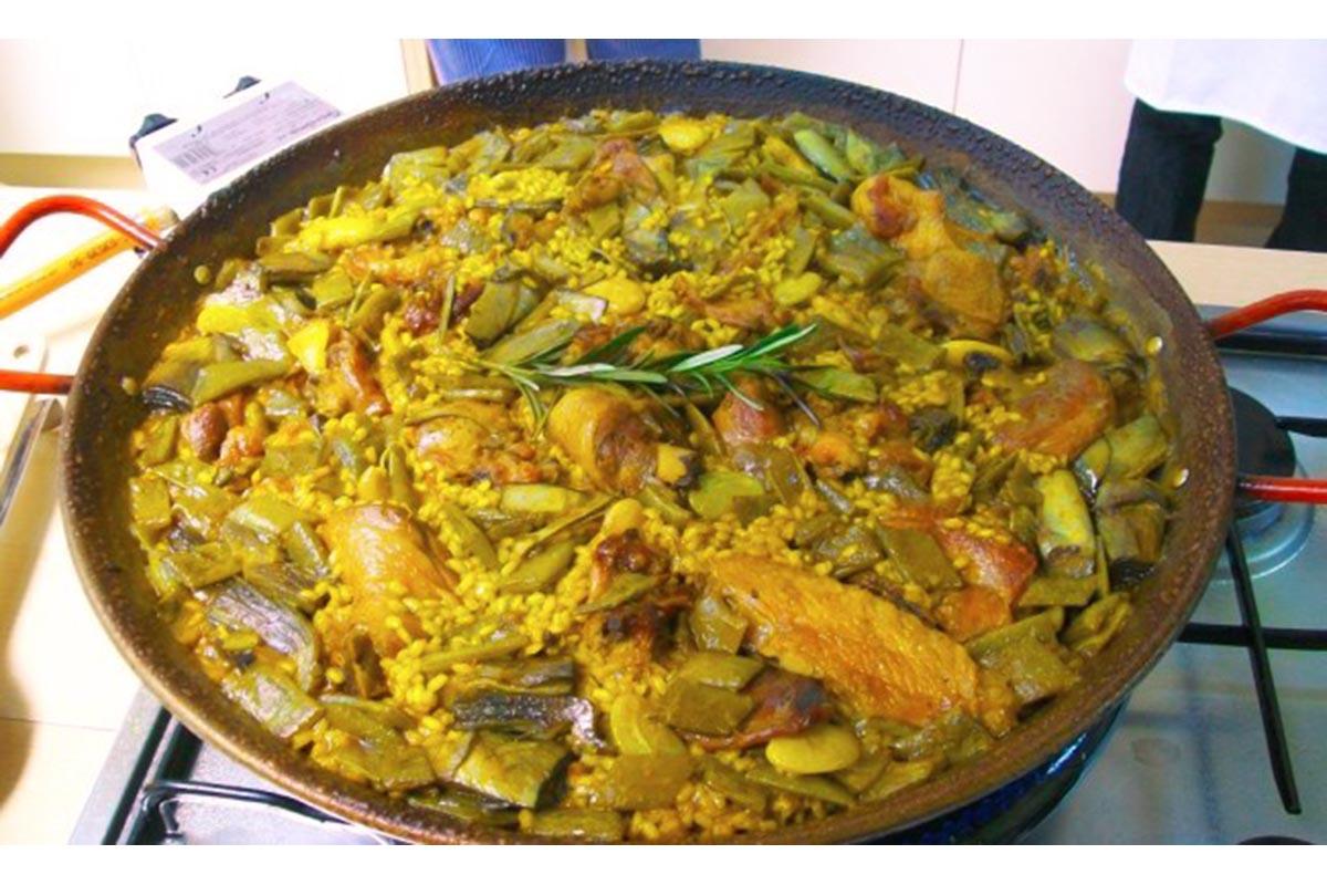 Ruta de la horchata y degustación de arroces valencianos