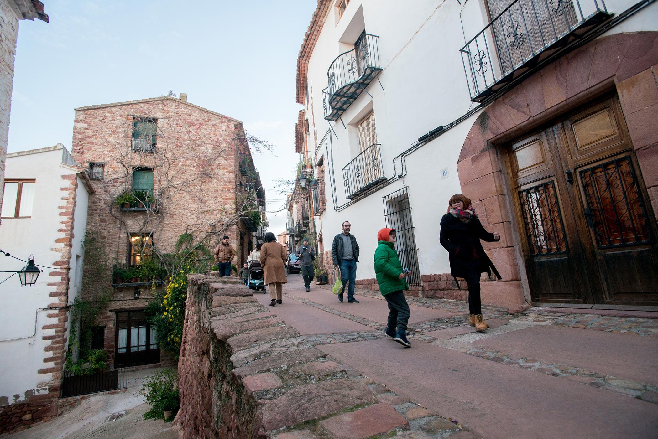 La magia del Aceite y Vilafamés Pueblo con Encanto