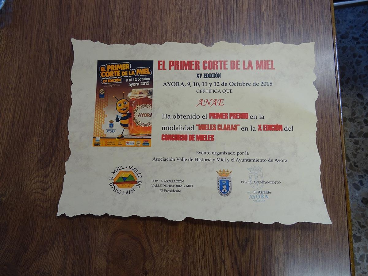 Sociedad Cooperativa Apícola de España (Ayora)