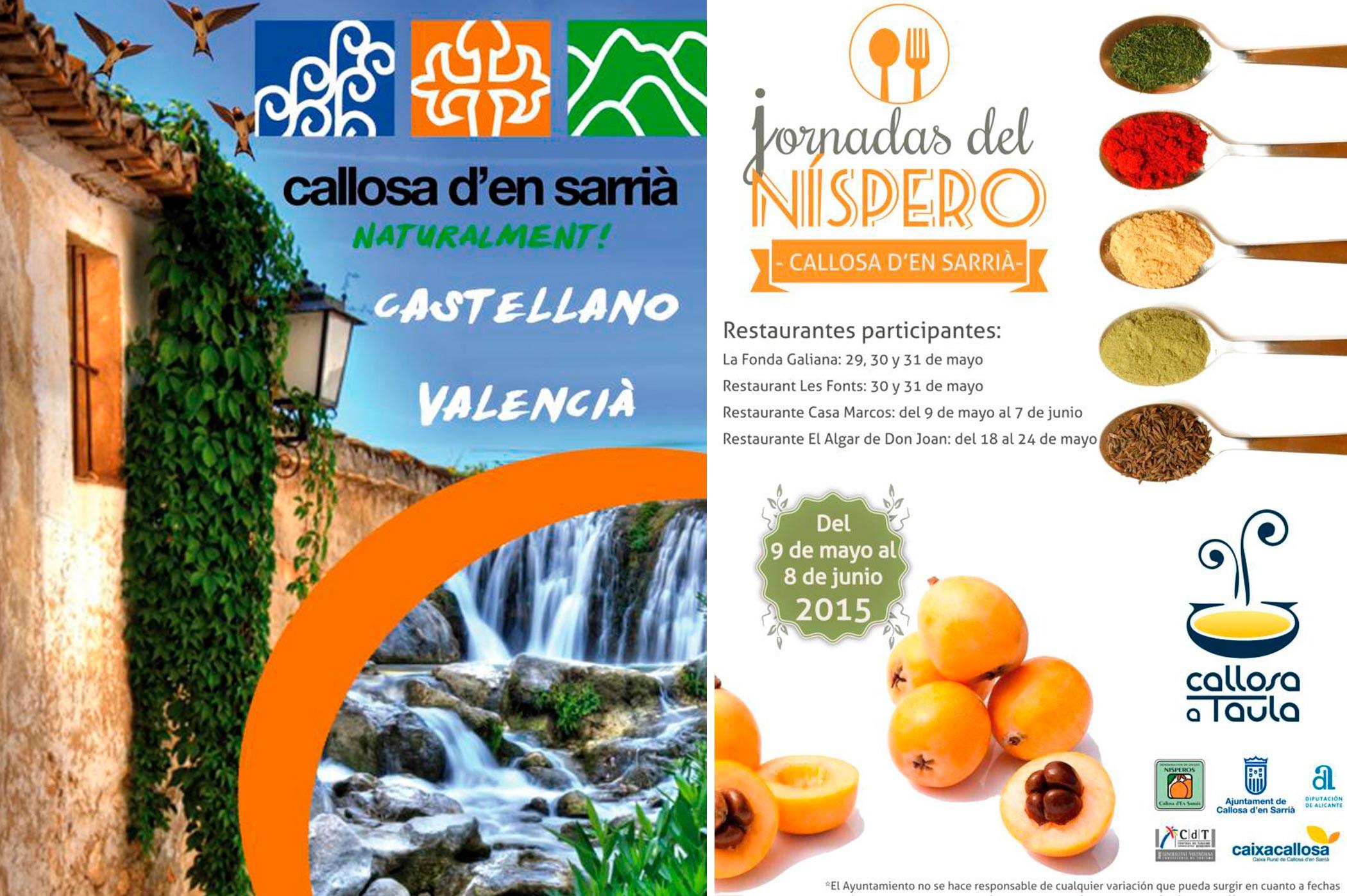 Callosa d´en Sarrià (Alicante)