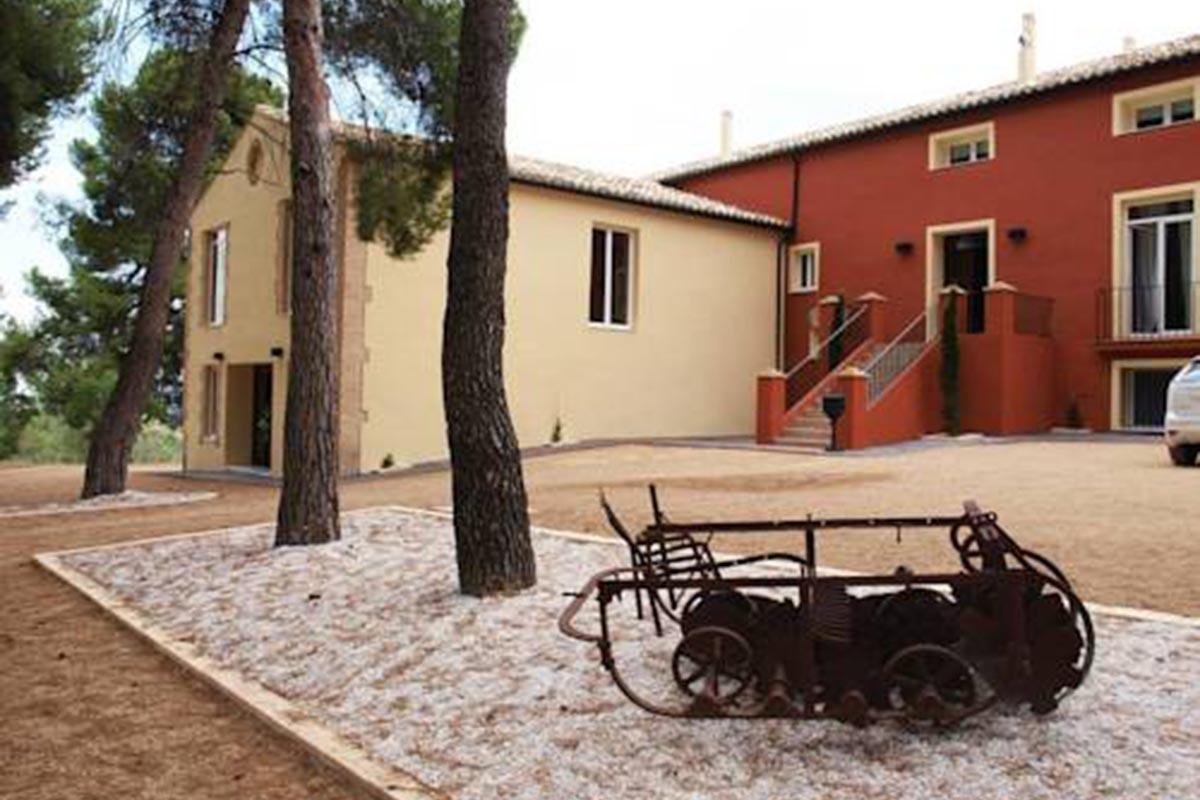 El caqui y la Toscana Valenciana